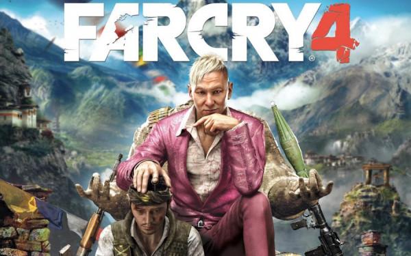 Технологии манипулирования геймером на примере игры «Far Cry 4»