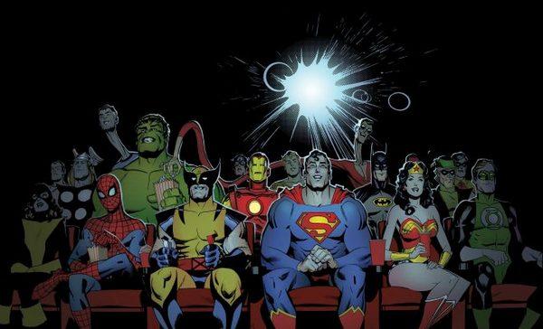 transformatsiya obraza amerikanskogo supergeroya 14 Трансформация образа американского супергероя
