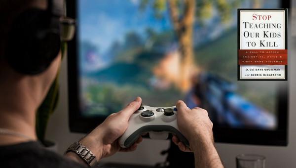 О влиянии современных компьютерных игр: Не учите детей убивать!