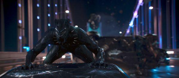 film chyornaya pantera 2018 2 Фильм «Чёрная пантера» (2018): Очередной гимн халяве от Marvel