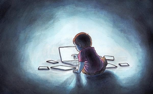 Влияние гаджетов на развитие детей: отстающая речь и аутические расстройства
