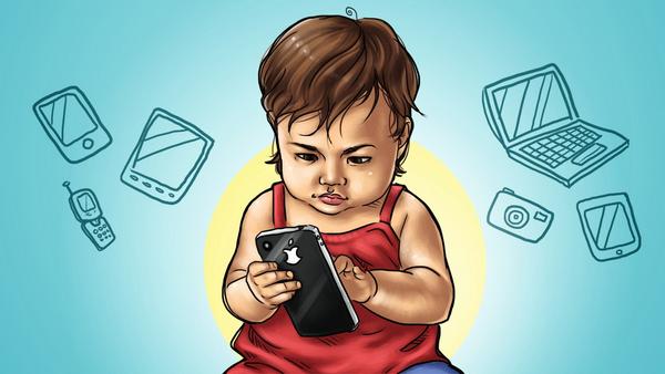 vliyanie gadzhetov na razvitie detey 5 Влияние гаджетов на развитие детей: отстающая речь и аутические расстройства