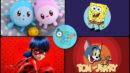 Мультпроба №1: «Том и Джерри», «Леди Баг и Супер-Кот», «Малышарики» и «Губка Боб Квадратные Шта...