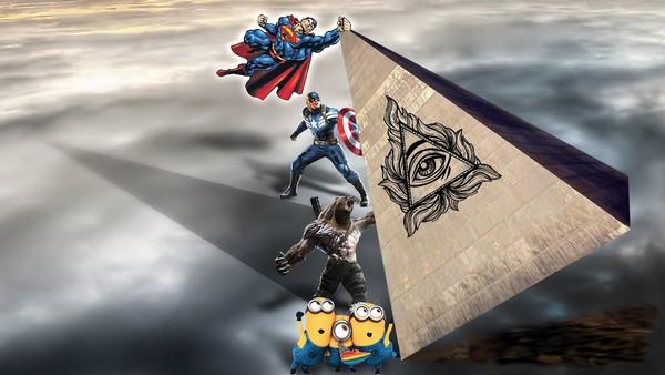 supergeroi protiv nas 3 К выходу мультфильма «Суперсемейка 2»: Супергерои против нас
