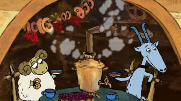 gora samotsvetov 14 Мультсериал «Гора самоцветов»:  Как в гору сказок добавить ложку дёгтя?