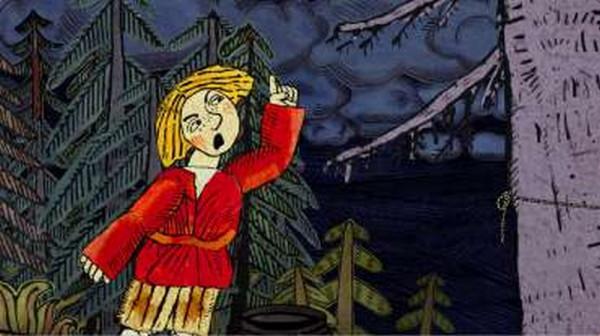 gora samotsvetov 24 Мультсериал «Гора самоцветов»:  Как в гору сказок добавить ложку дёгтя?