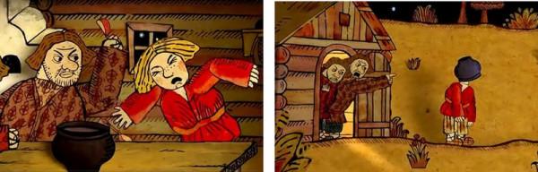 gora samotsvetov 25 Мультсериал «Гора самоцветов»:  Как в гору сказок добавить ложку дёгтя?