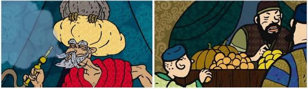 gora samotsvetov 3 10 Мультсериал «Гора самоцветов»:  Как в гору сказок добавить ложку дёгтя?