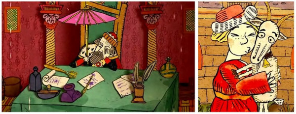 gora samotsvetov 3 9 Мультсериал «Гора самоцветов»:  Как в гору сказок добавить ложку дёгтя?