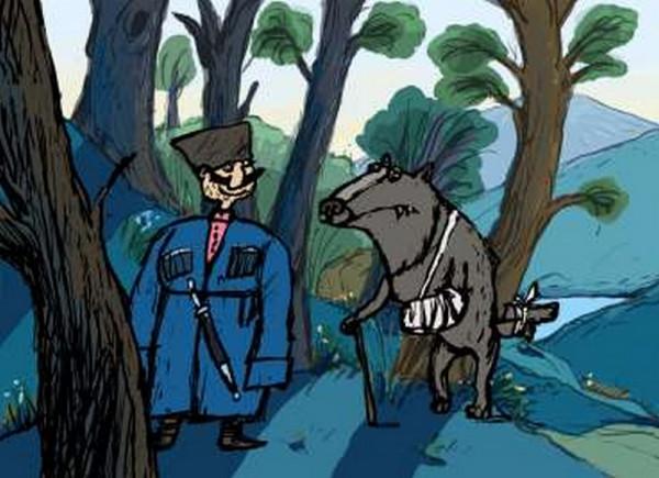 gora samotsvetov 35 Мультсериал «Гора самоцветов»:  Как в гору сказок добавить ложку дёгтя?