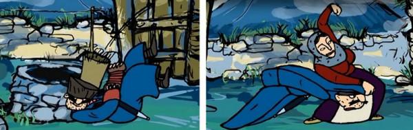 gora samotsvetov 36 Мультсериал «Гора самоцветов»:  Как в гору сказок добавить ложку дёгтя?