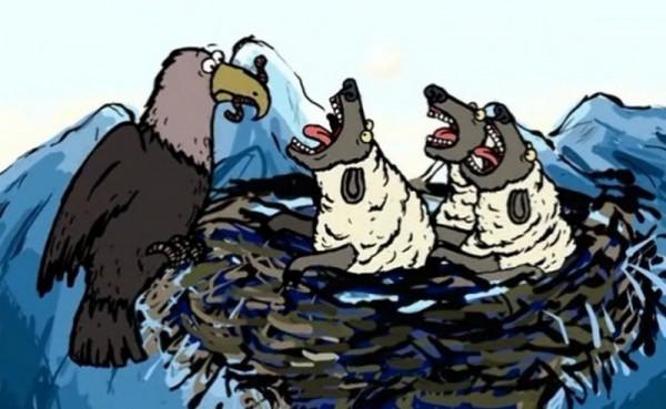 gora samotsvetov 42 Мультсериал «Гора самоцветов»:  Как в гору сказок добавить ложку дёгтя?