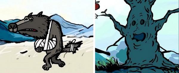 gora samotsvetov 77 Мультсериал «Гора самоцветов»:  Как в гору сказок добавить ложку дёгтя?
