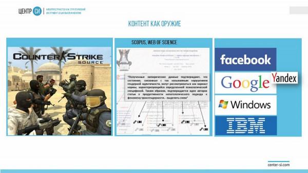 kiberprostranstvo kak strategicheskiy instrument 9 Киберпространство как стратегический инструмент социальной инженерии