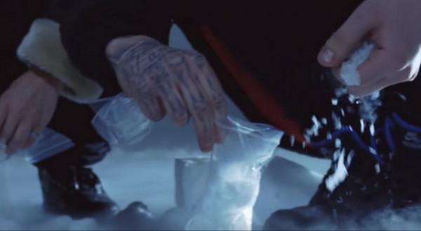 pronarkoticheskoe programmirovanie 2 Пронаркотическое программирование в музыке на примере клипа Басты «Лёд»