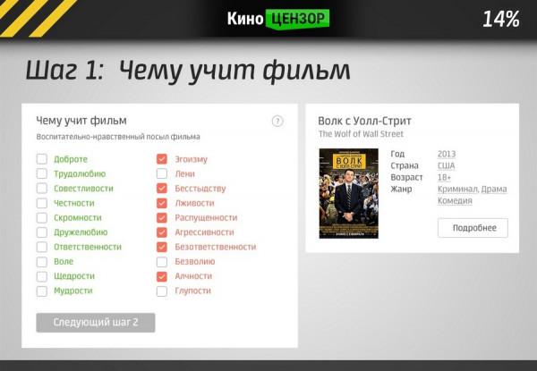 chem otlichaetsya kinotsenzor ot kinopoiska 9 Чем на практике отличается система оценки КиноЦензора от КиноПоиска?