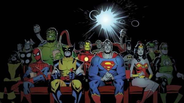 dlya chego vnedryaetsya kult supergeroya 1 С какой целью в сознание людей внедряется культ супергероя?
