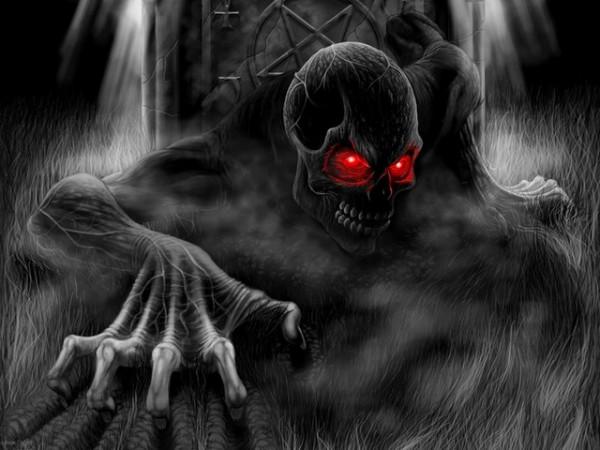 ne napaday na moego boga 7 «Не нападай на моего бога!»   рассказ Тохи Ха