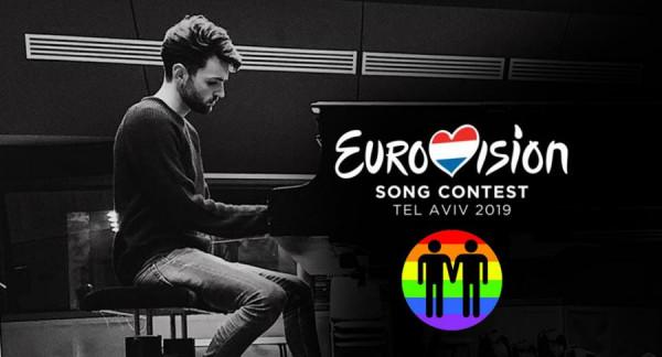 На Евровидении-2019 победил извращенец из Нидерландов