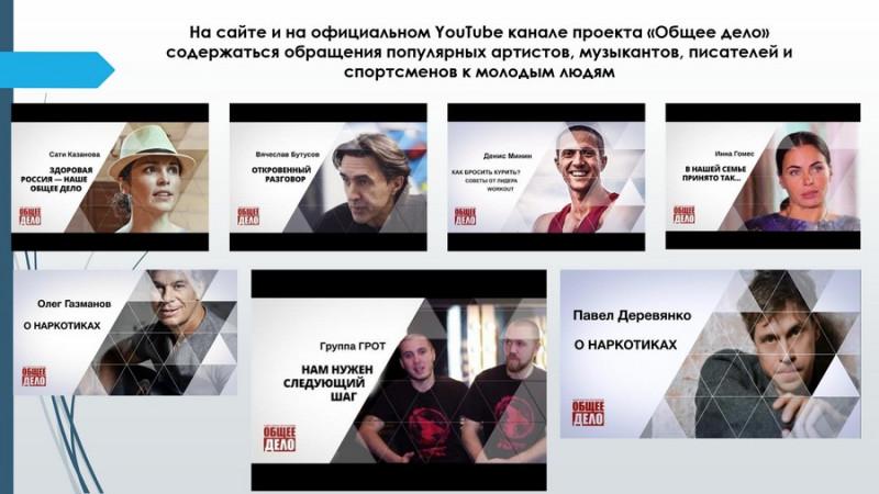 obzor sotsialno znachimyih proektov 13 800x450 custom Обзор социально значимых проектов в сфере профилактики употребления психоактвиных веществ