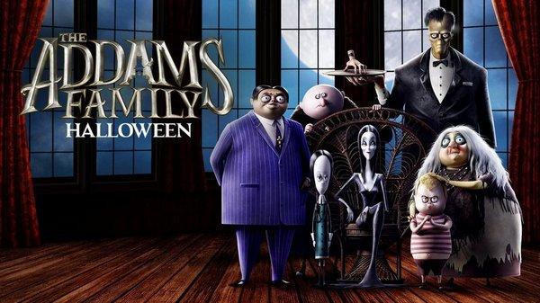 «Семейка Аддамс»: Мультфильм во славу смерти