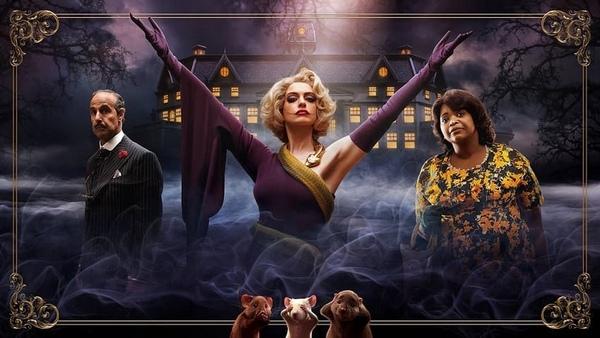 Фильм «Ведьмы»: Бабушка, мне нравится быть мышкой!