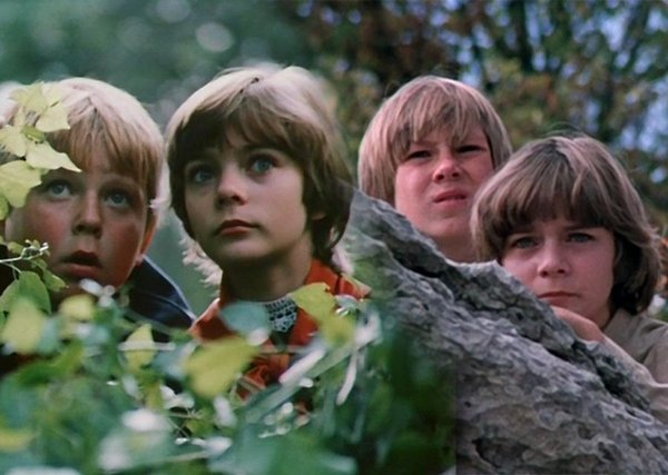 Главный признак советского детского кино
