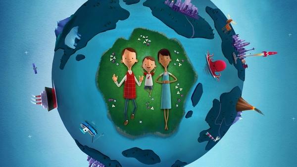 Короткометражный мультфильм «Наш дом: Как жить на планете Земля»