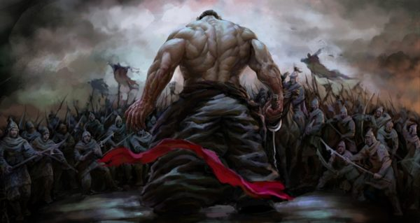 Тоха Ха: «Битва»