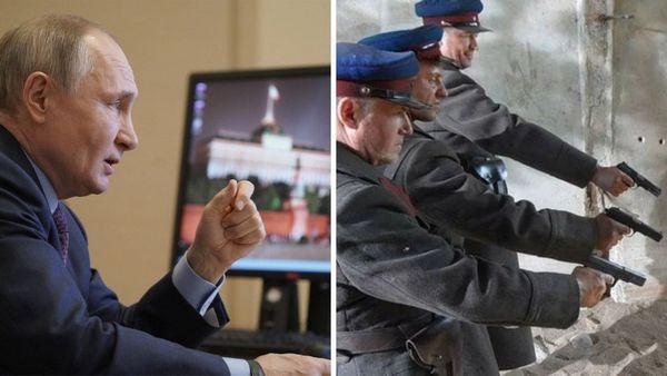 Путин раскритиковал моду на «оголтелых энкавэдэшников» в кино