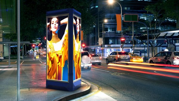 За что агитирует реклама? Впечатления от прогулки по Гамбургу