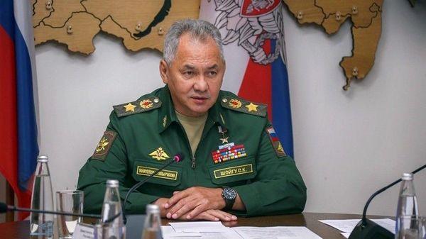 Министр обороны России назвал разложение общества страшнейшей угрозой