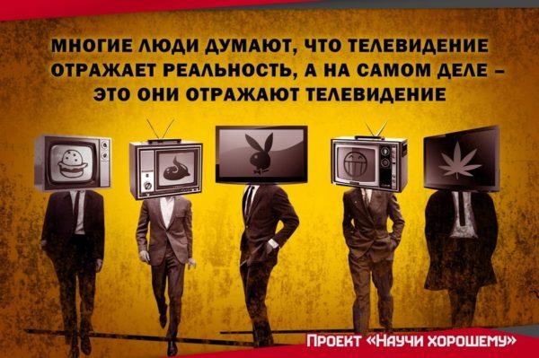 Канал ТНТ растлевает и отупляет молодёжь на деньги «Газпрома»
